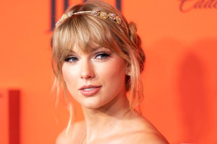 Taylor Swift. Photo: EPA/JUSTIN LANE/CP Images