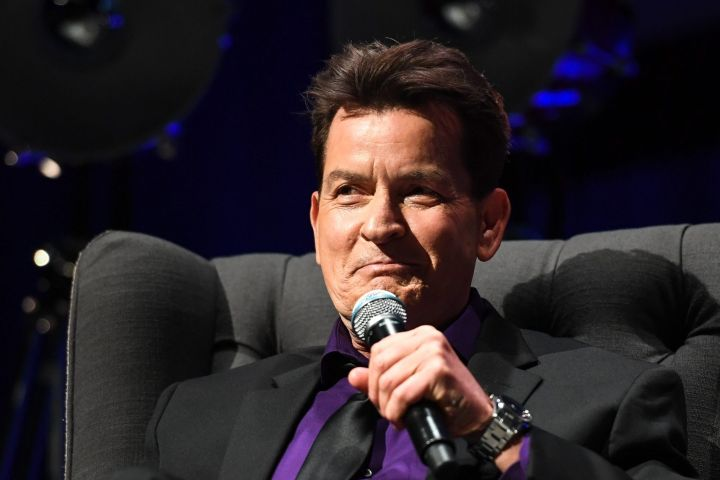 Charlie Sheen. Photo: EPA/PENNY STEPHENS AUSTRALIA AND NEW ZEALAND OUT/CP Images