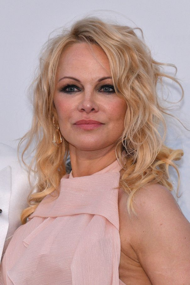Pamela Anderson + Dan Hayhurst