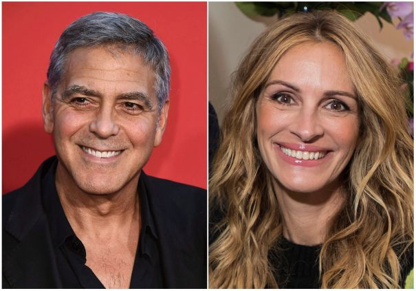 George Clooney And Julia Roberts Reteam For 'Ticket To Paradise'