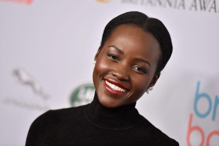 Lupita Nyong'o. Photo: Lionel Hahn/ABACAPRESS.COM/CP Images
