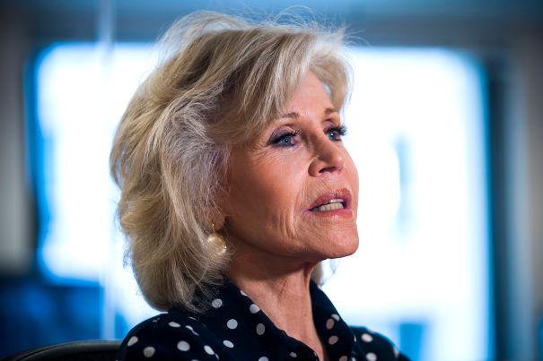 """Jane Fonda To Voice Dragon In Animated 'Luck"""""""