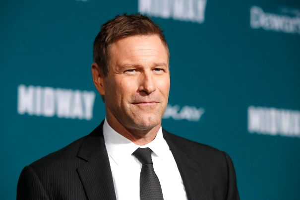Aaron Eckhart To Play Gerald Ford In 'First Lady' Anthology Series