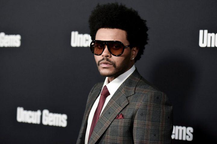 The Weeknd - Abel Makkonen Tesfaye