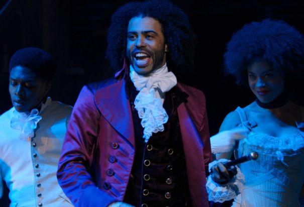 Surprise: Daveed Diggs In 'Hamilton'