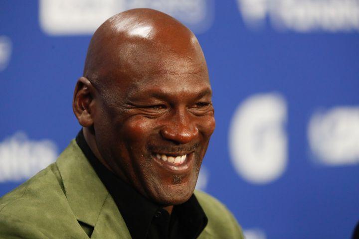 Michael Jordan. Photo: AP Photo/Thibault Camus, File/CP Images