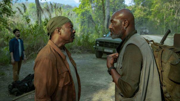 Snub: Delroy Lindo In 'Da 5 Bloods'