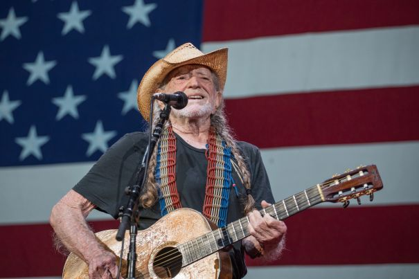 Willie Nelson - 'Letters To America'