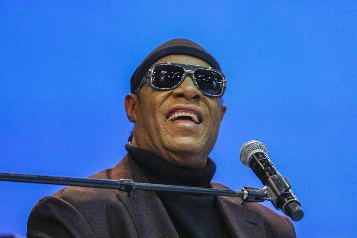 Stevie Wonder. Photo: Getty Images