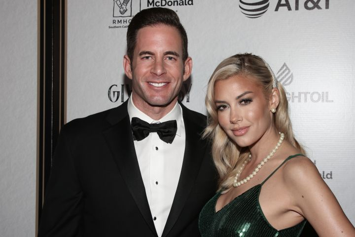 Tarek El Moussa and Heather Rae Young. Photo: Getty Images