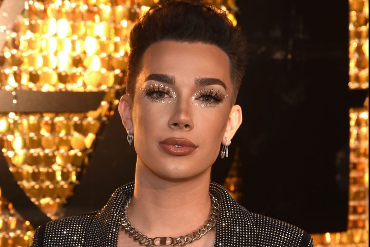 James Charles. Photo: Getty Images