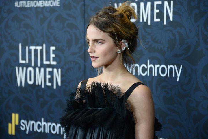 Emma Watson. Photo: Getty Images