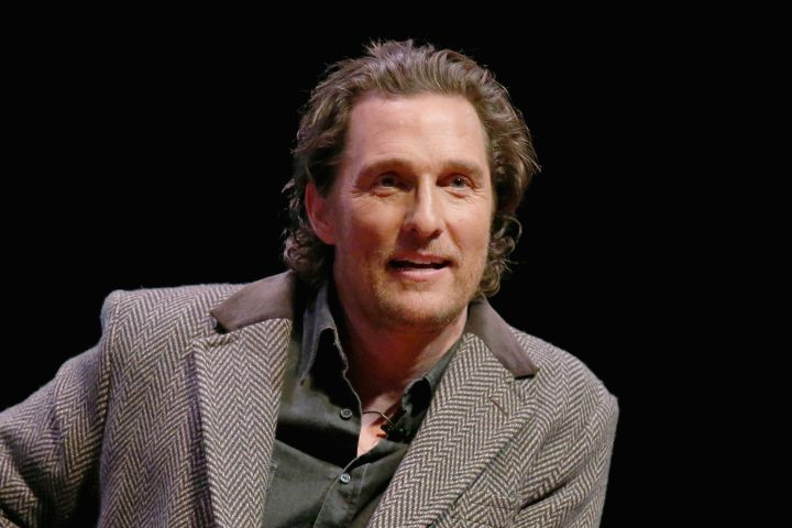 Matthew McConaughey Gary Miller/Getty Images