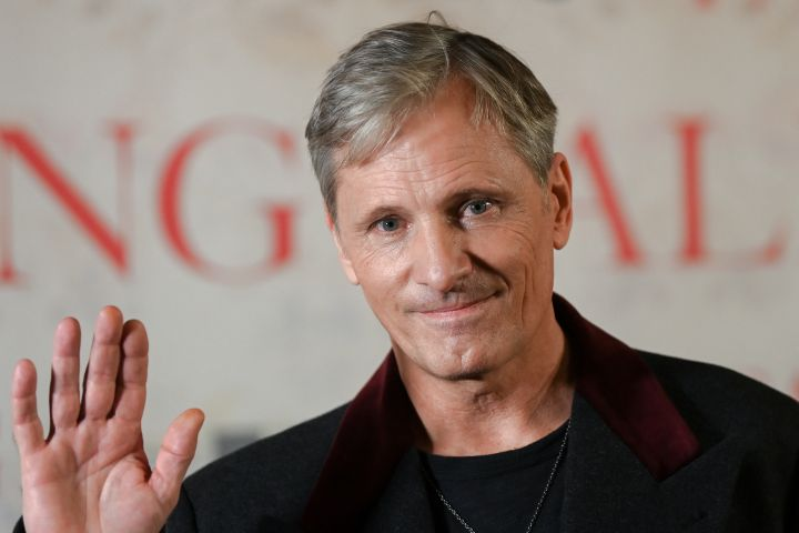 Viggo Mortensen. Photo: Getty Images