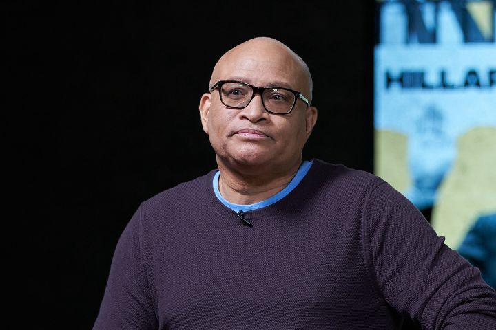 Larry Wilmore. Photo: Tyler Golden/Peacock/NBCU Photo Bank/Getty Images