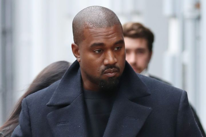 Kanye West. Photo: Getty Images
