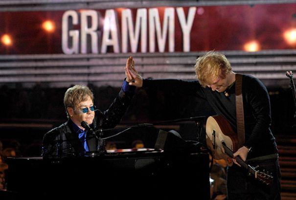 The Elton John Bump