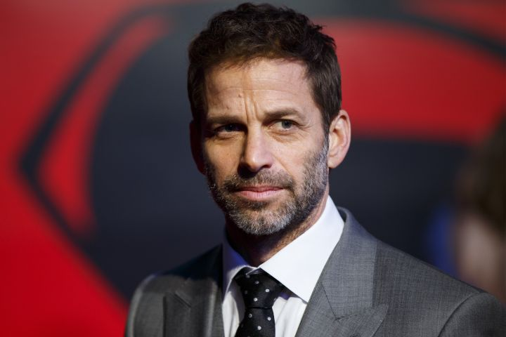 Zack Snyder. Photo: Tolga Akmen/Anadolu Agency/Getty Images