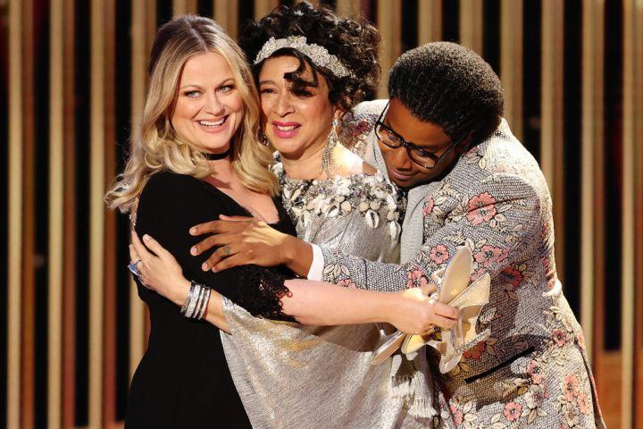 Golden Globes Skit