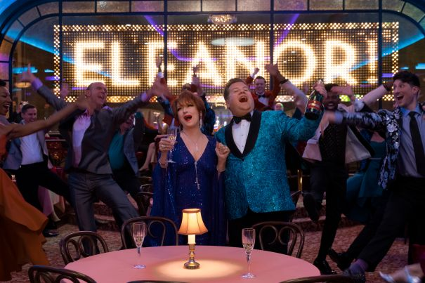 Surprise: James Corden In 'The Prom'