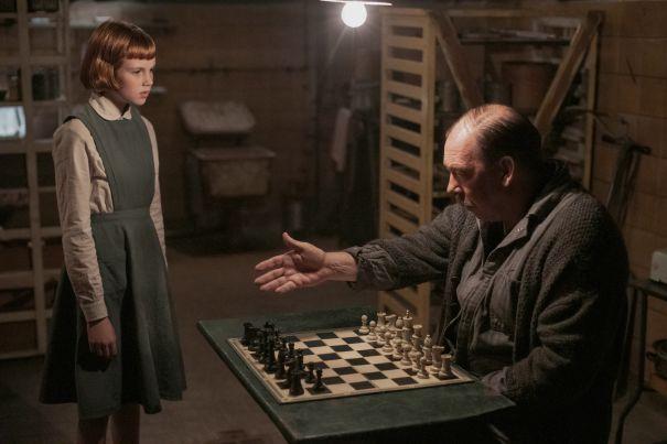 Surprise: Bill Camp In 'The Queen's Gambit'