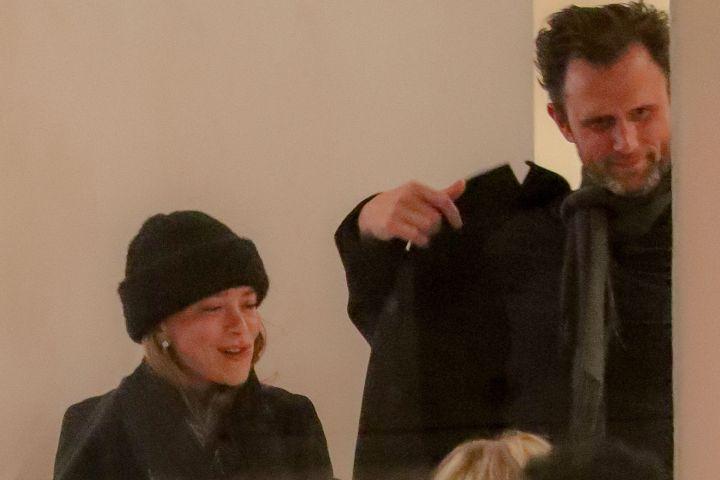 Mary Kate Olsen and John Cooper