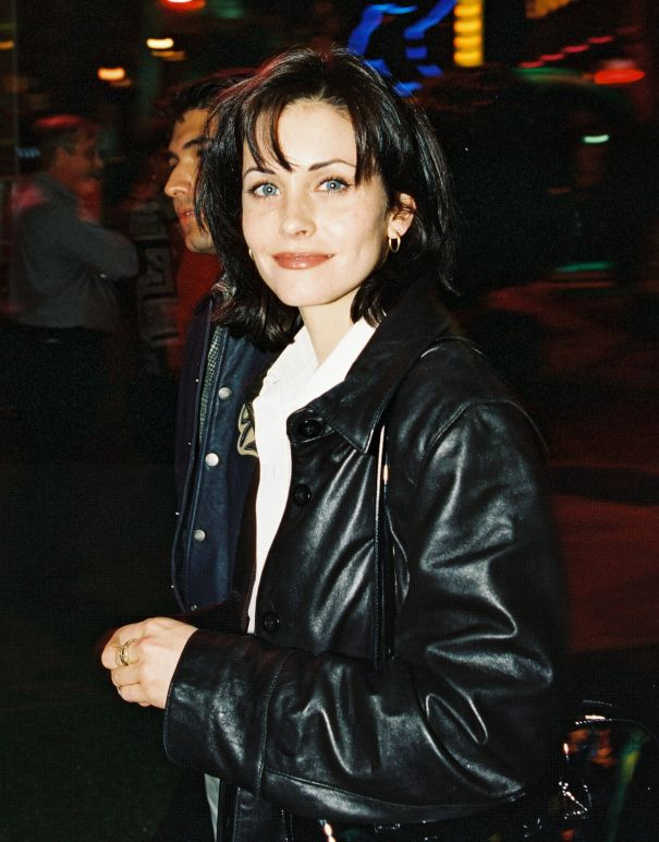 Courteney Cox Made An Appearance
