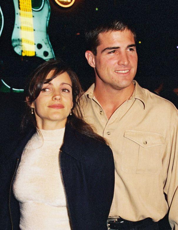 Kristin Davis And George Eads