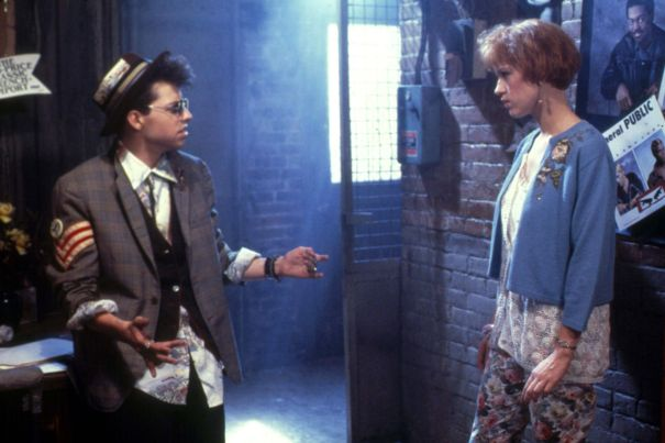 Molly Ringwald Thinks Duckie Is Gay, Jon Cryer Disagrees