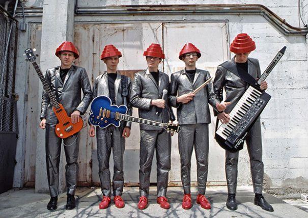 DEVO and Kraftwerk