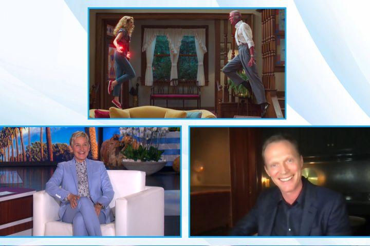 Paul Bettany on 'Ellen'