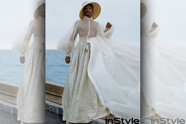 Billy Porter for InStyle Magazine