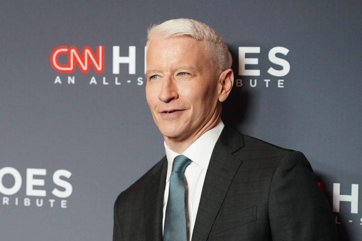 Anderson Cooper - 12th Annual CNN Heroes - New York