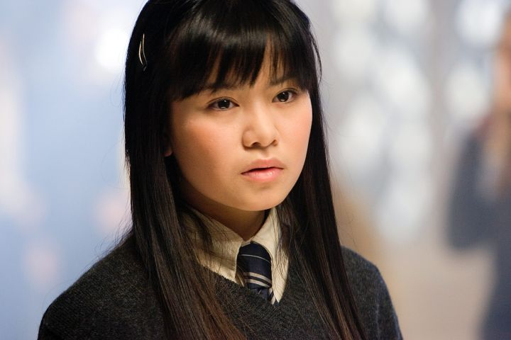 """Katie Leung as Cho Chang in """"Harry Potter"""""""
