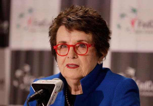 Billie Jean King - 'All In: An Autobiography'