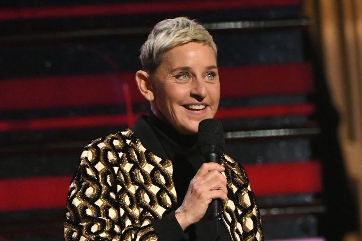 Ellen DeGeneres. Photo: Jeff Kravitz/FilmMagic/Getty Images