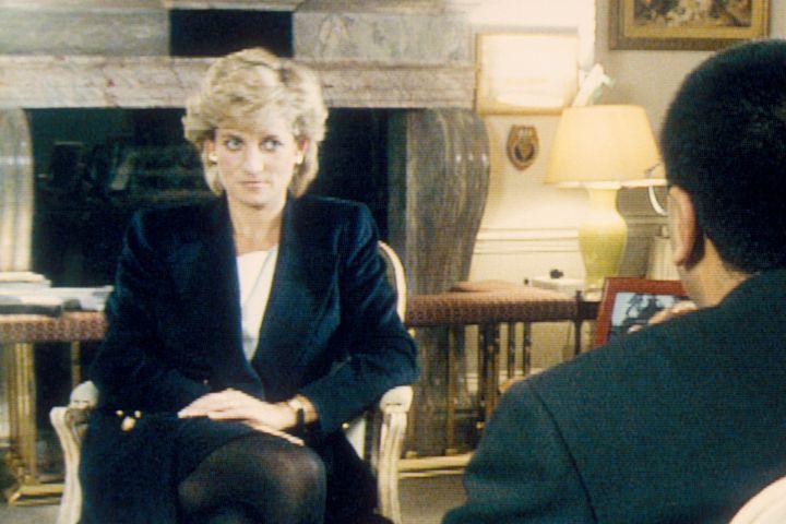 Princess Diana. Photo: Pool Photograph/Corbis/Corbis via Getty Images