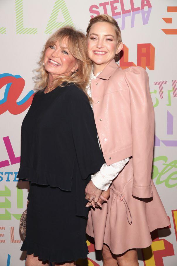 Goldie Hawn & Kate Hudson