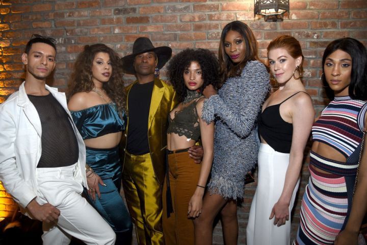 The cast of 'Pose'