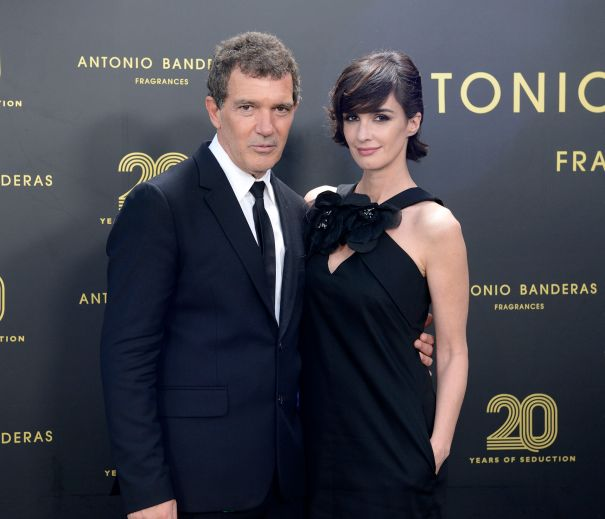 Antonio Banderas & Paz Vega Celebrate Spanish Film