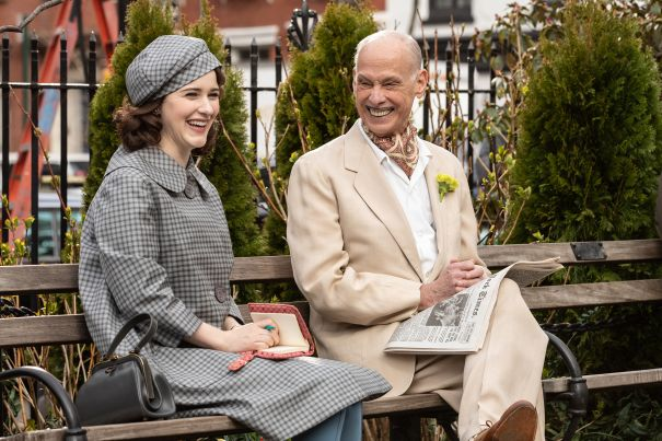 'The Marvelous Mrs. Maisel' Films In NYC