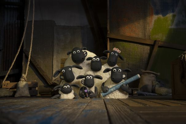 Surprise: 'A Shaun The Sheep Movie: Farmageddon' For Best Animated Feature