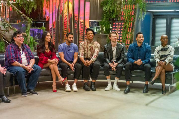 Big Brother Canada Season 9 Episode 2 Host: Arisa Cox