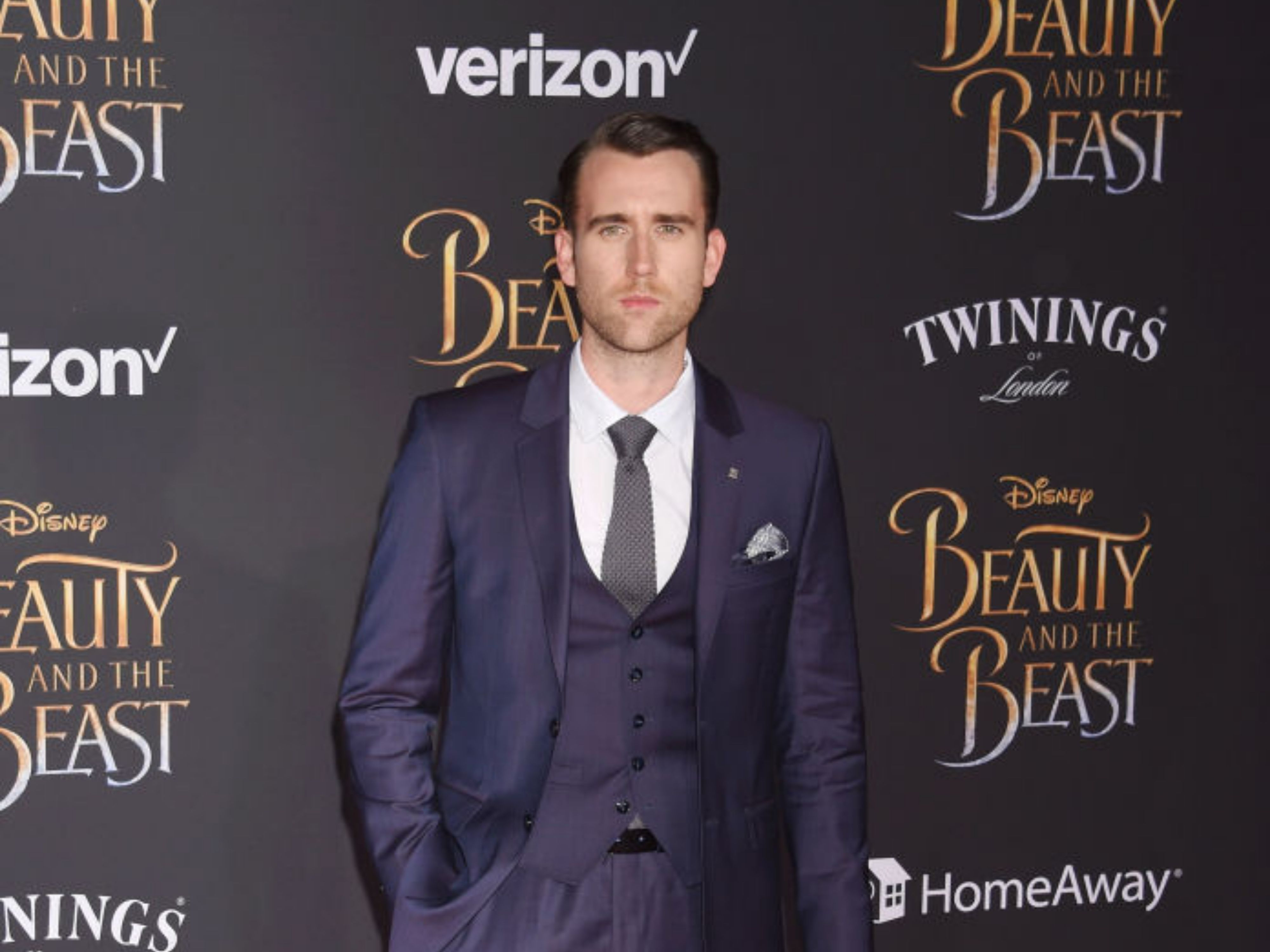 'Harry Potter' Star Matthew Lewis Starts Instagram Frenzy After Sharing Photo Wearing Skin-Tight Outfit