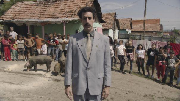 Snub: 'Borat' For Best Actor