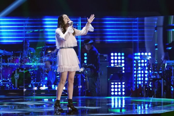 Carolina Rial, 'The Voice'