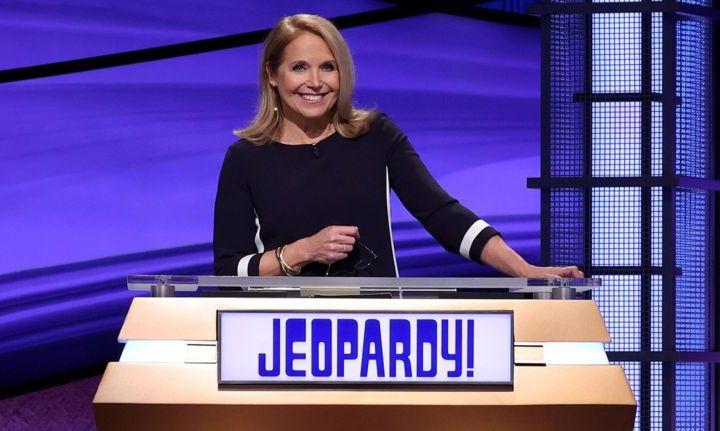 Katie Couric - Jeopardy