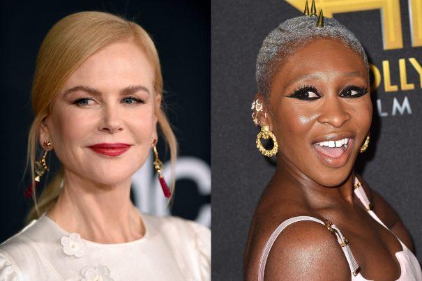 Nicole Kidman, Cynthia Erivo And More Join 'Roar' Anthology Series