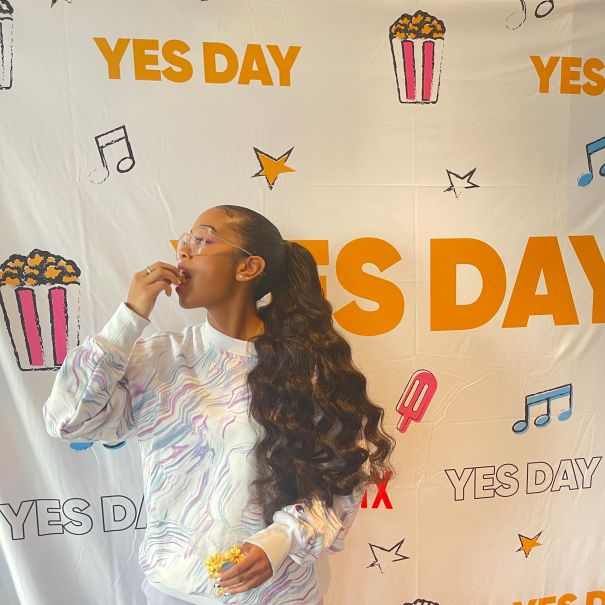 H.E.R. Says Yes To 'Yes Day'