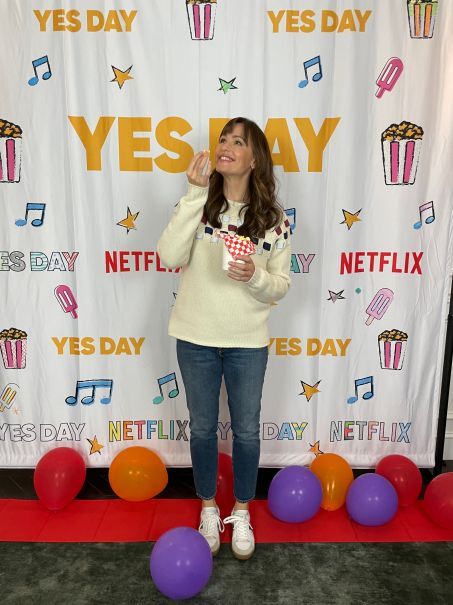 Jennifer Garner's At-Home Premiere Of 'Yes Day'